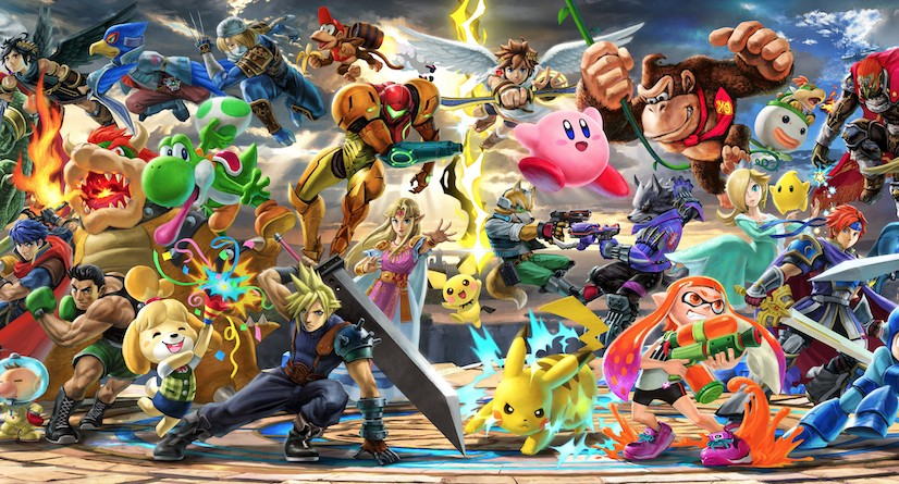 Rumor: Sakurai's Team Working On Smash Ultimate DLC Characters 2, 3