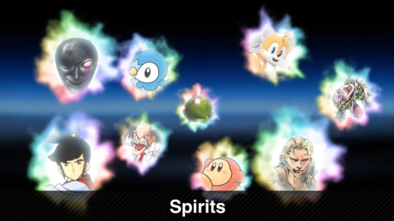 List Of All Spirits In Super Smash Bros  Ultimate | NintendoSoup