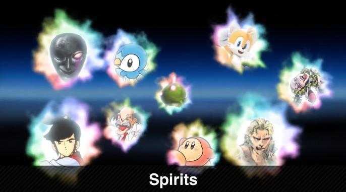 List Of All Spirits In Super Smash Bros Ultimate Nintendosoup