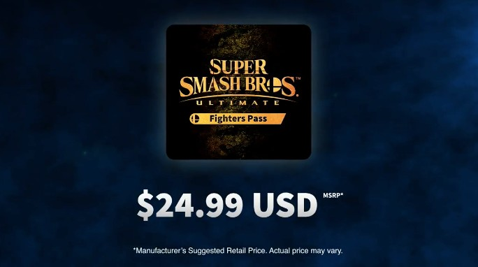 Super Smash Bros  Ultimate DLC Confirmed, To Be Released