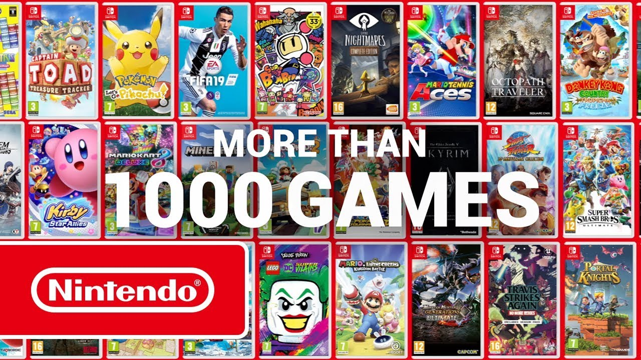 Over 1000 Games