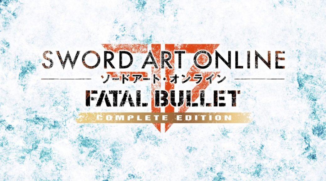 sao fatal bullet dating