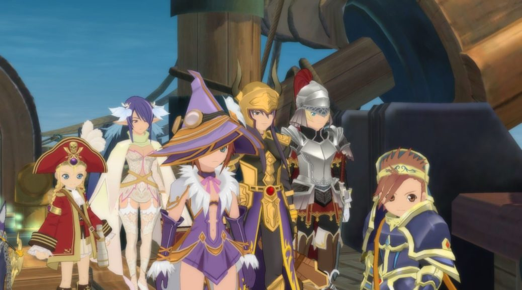 Tales of vesperia switch