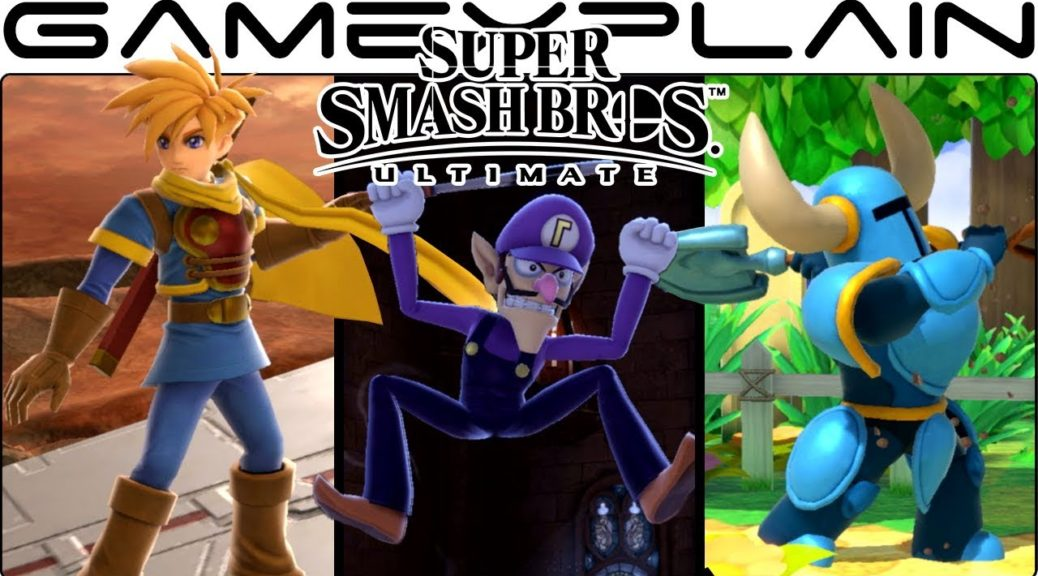 Here's All 59 Assist Trophies In Action For Super Smash Bros