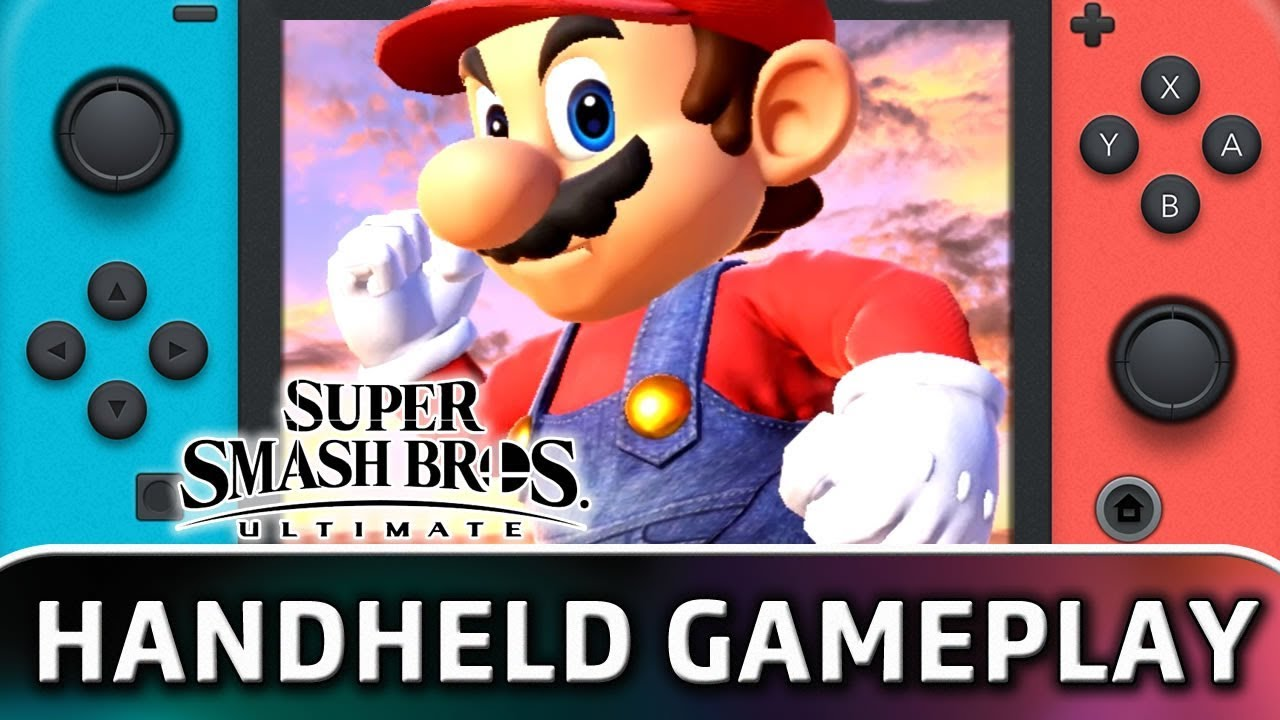 super smash bros ultimate - photo #33