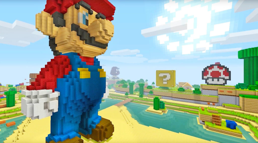 Minecraft Wii U Edition Has Received Its Last Ever Update From 4j