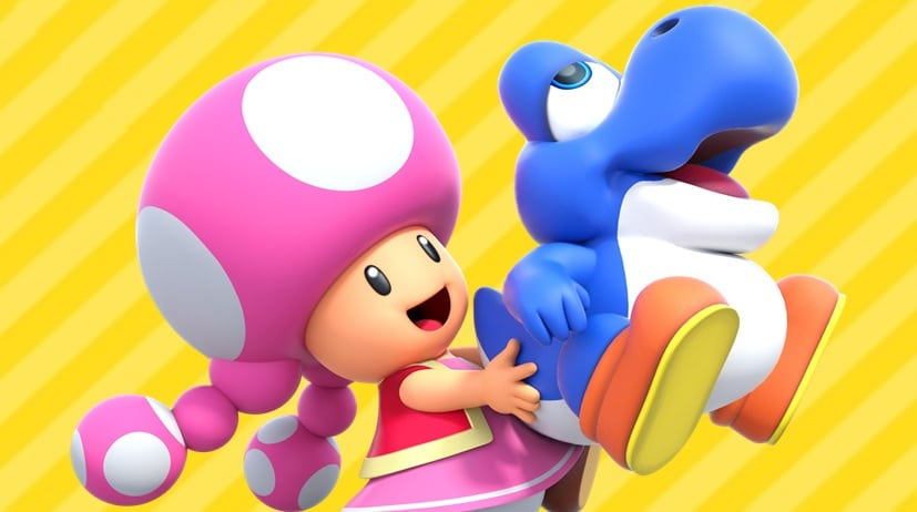 Here's A First Look At Toadette & Peachette Gameplay In ...