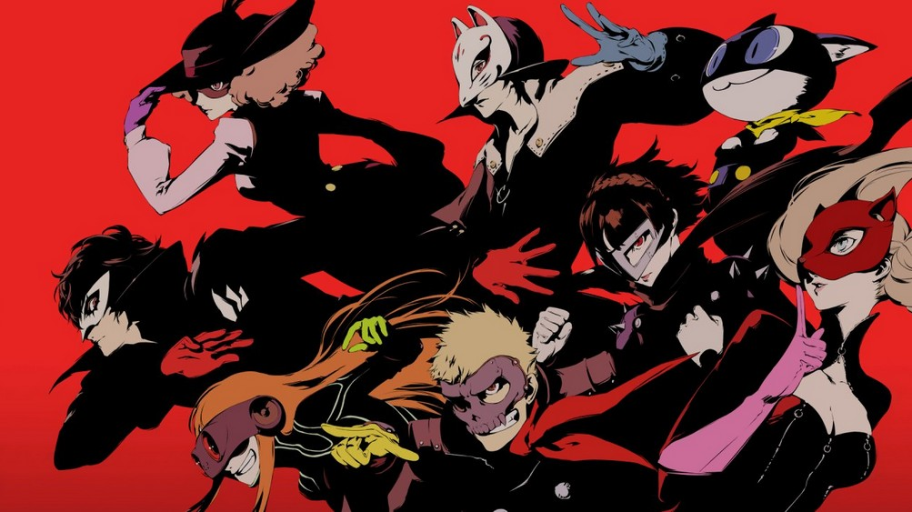 Rumor: Persona 5 Switch Official Title Is Persona 5 Reloaded