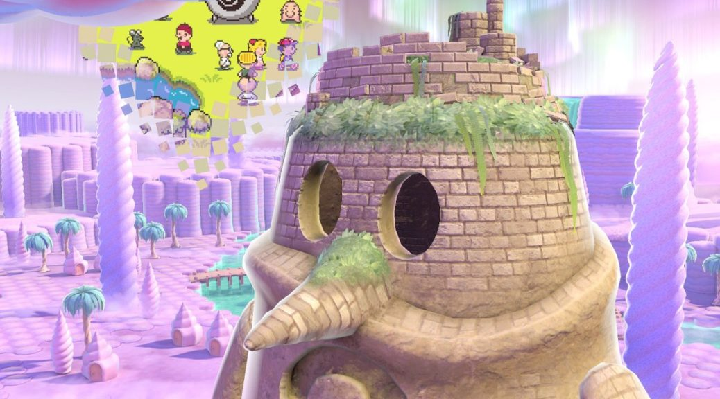 Super Smash Bros  Ultimate's Magicant Stage Hides An