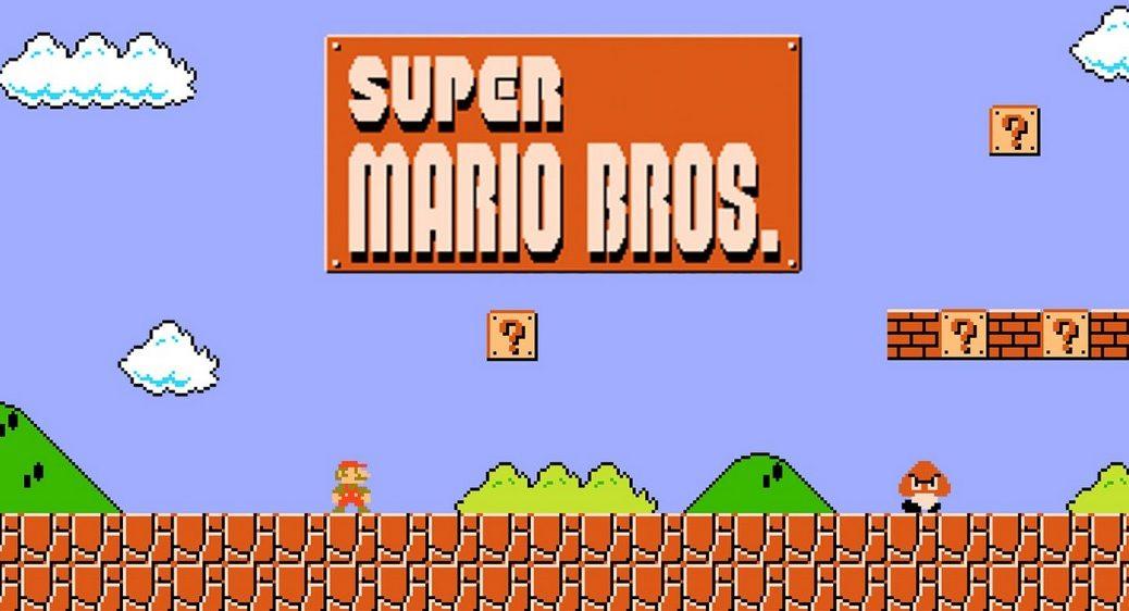 Chinese Developer Sells Original Super Mario Bros  ROM For A