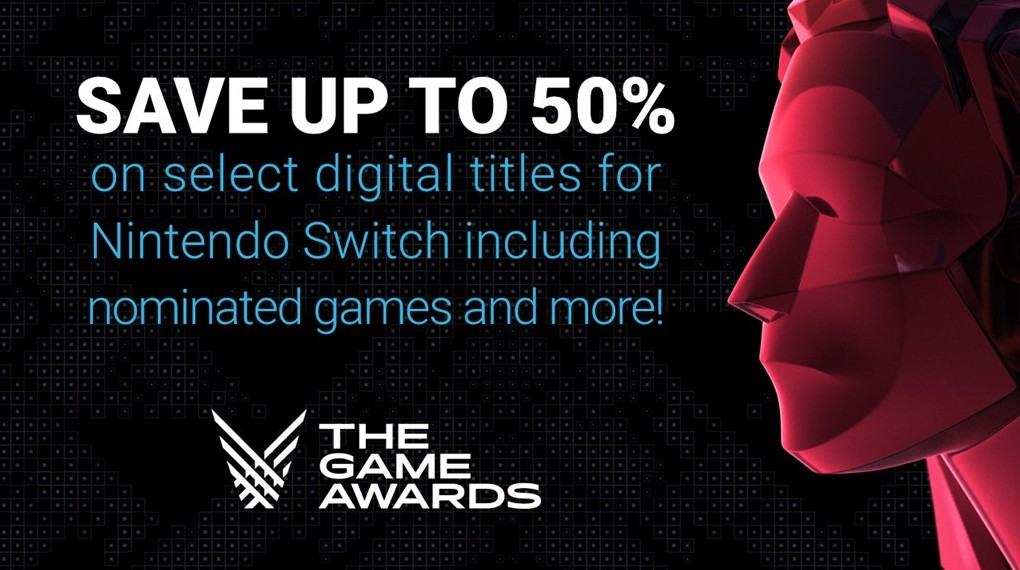 The Game Awards 2018 Sale Kicks Off On Nintendo Switch, Save Up To 50%