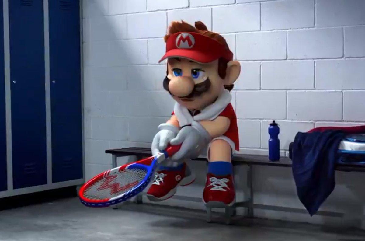 Official Mario Tennis Aces Website Has Closed