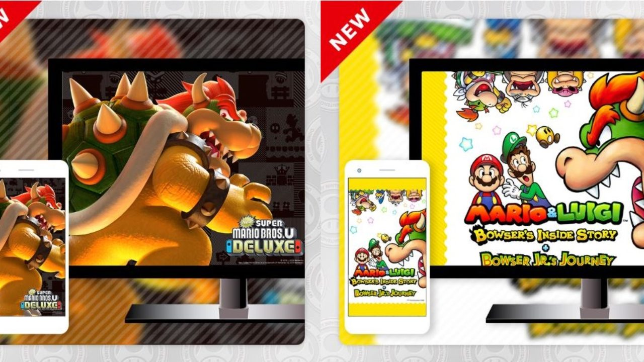 New My Nintendo Rewards Nsmbu Deluxe And M L Bowser S Inside
