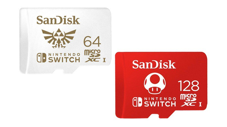 Switch sd card