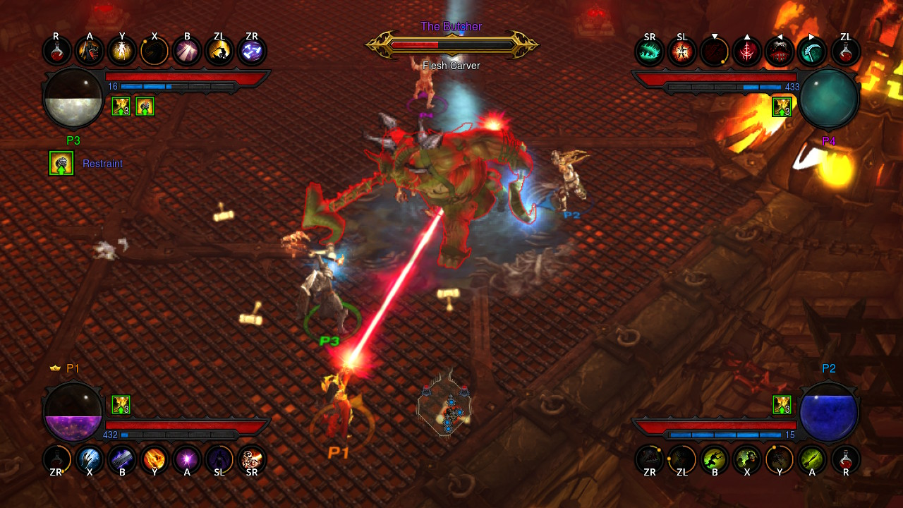 Diablo 3 Nintendo Switch Review