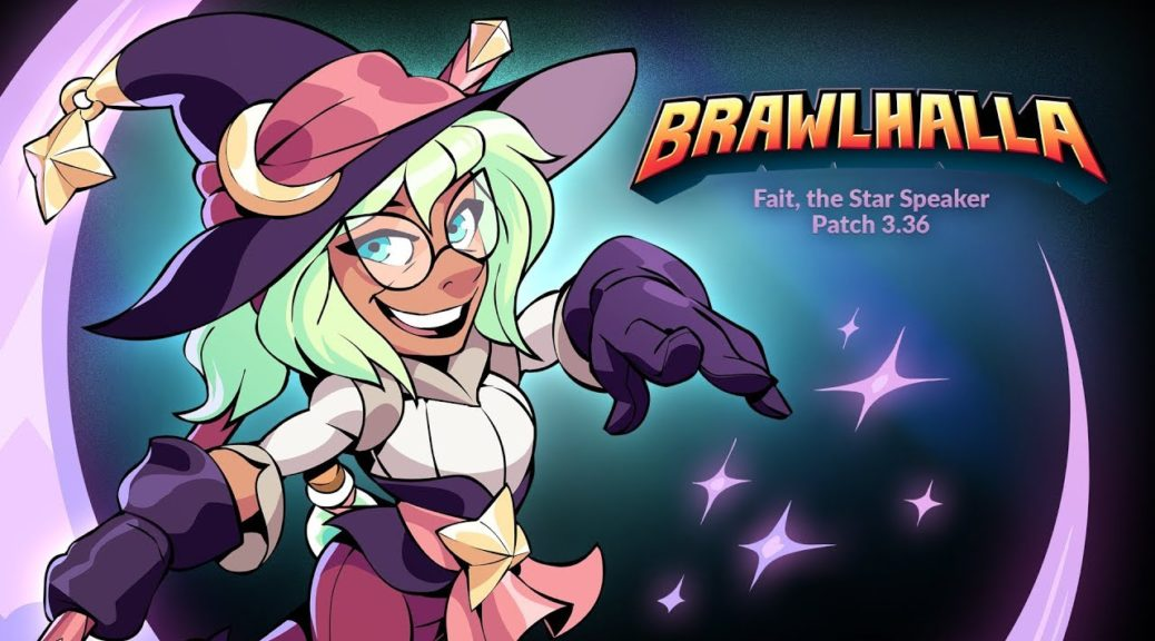 Brawlhalla Version 3 36 Update Now Live, Adds New Character