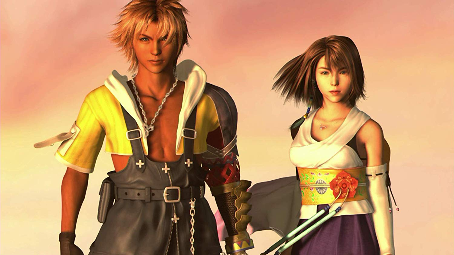 Final Fantasy X|X-2 HD Remaster Are On The Same Game Card In Southeast Asia