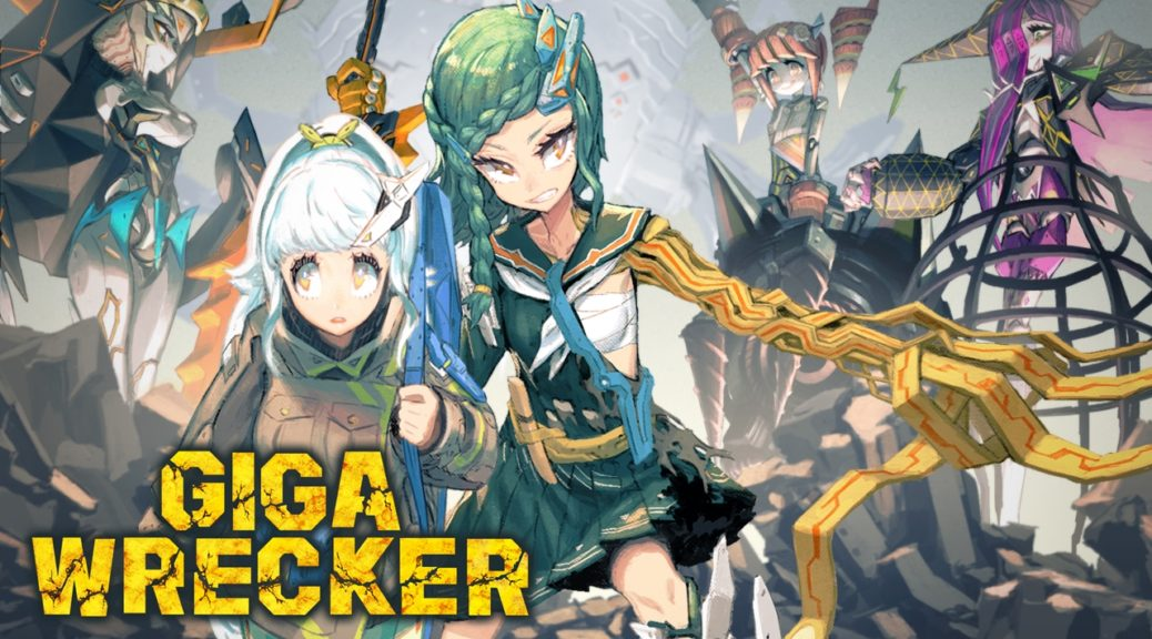 Giga Wrecker Alt  Listed For May 2 Launch On Japanese Switch