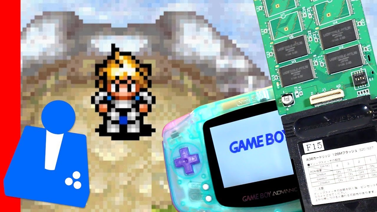 Mysterious GBA Prototype Made By Atlas Has Been Discovered