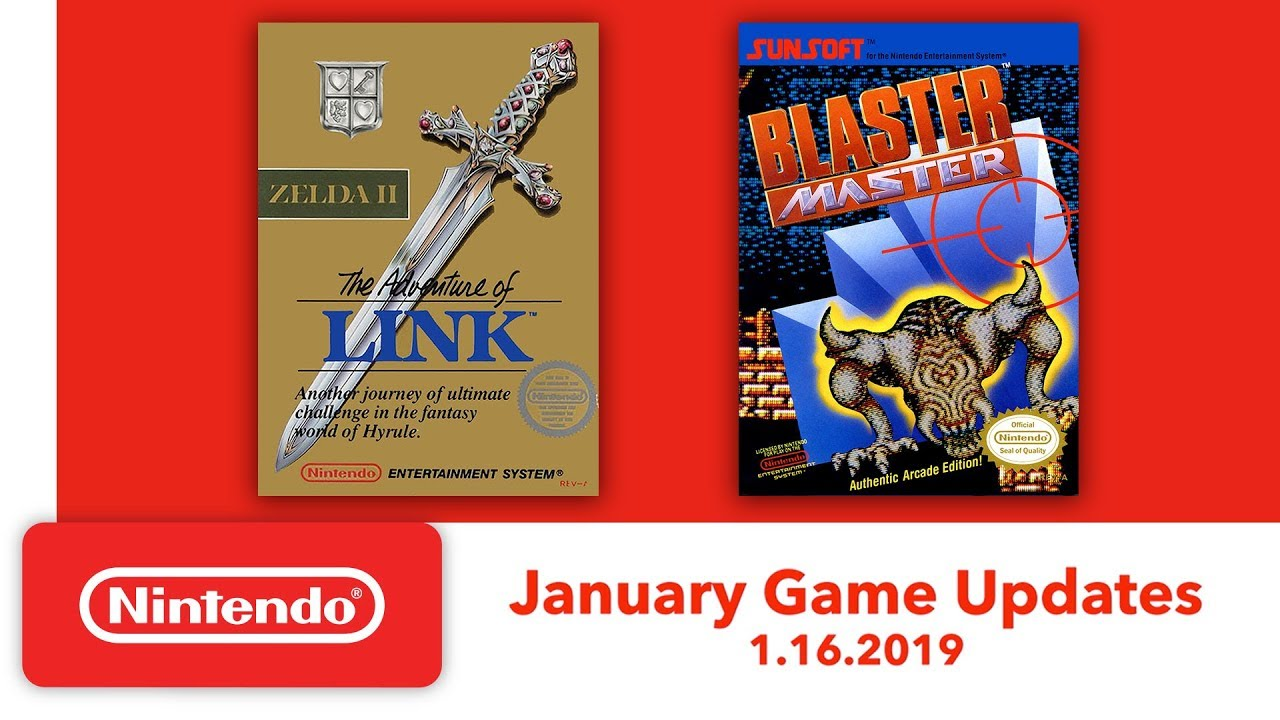 Nintendo Switch Online NES And Famicom Have Been Updated Today
