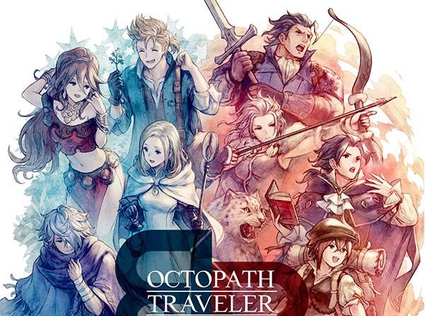 First Look At Octopath Traveler Arrangements Break & Boost's Album Artwork   NintendoSoup