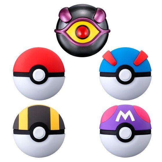 Pokemon Poke Ball Collection Mewtwo 8 Balls Nintendosoup