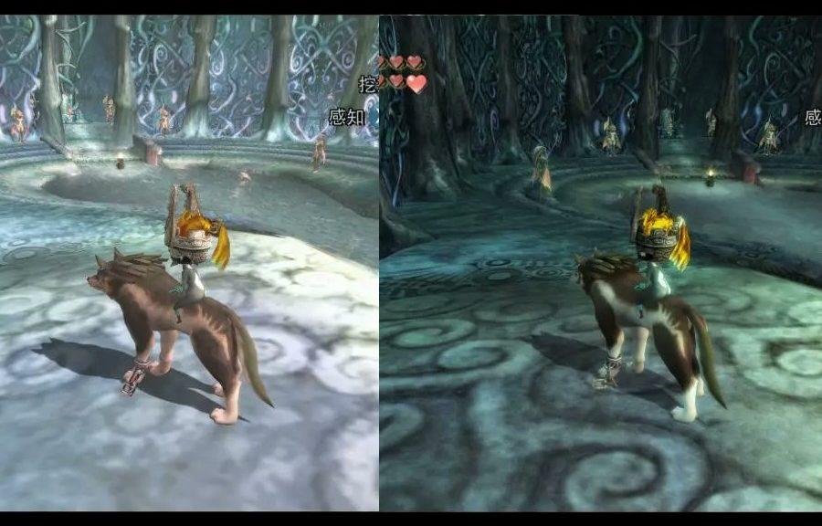 Nvidia Uses Deep Learning To Improve Twilight Princess Graphics On