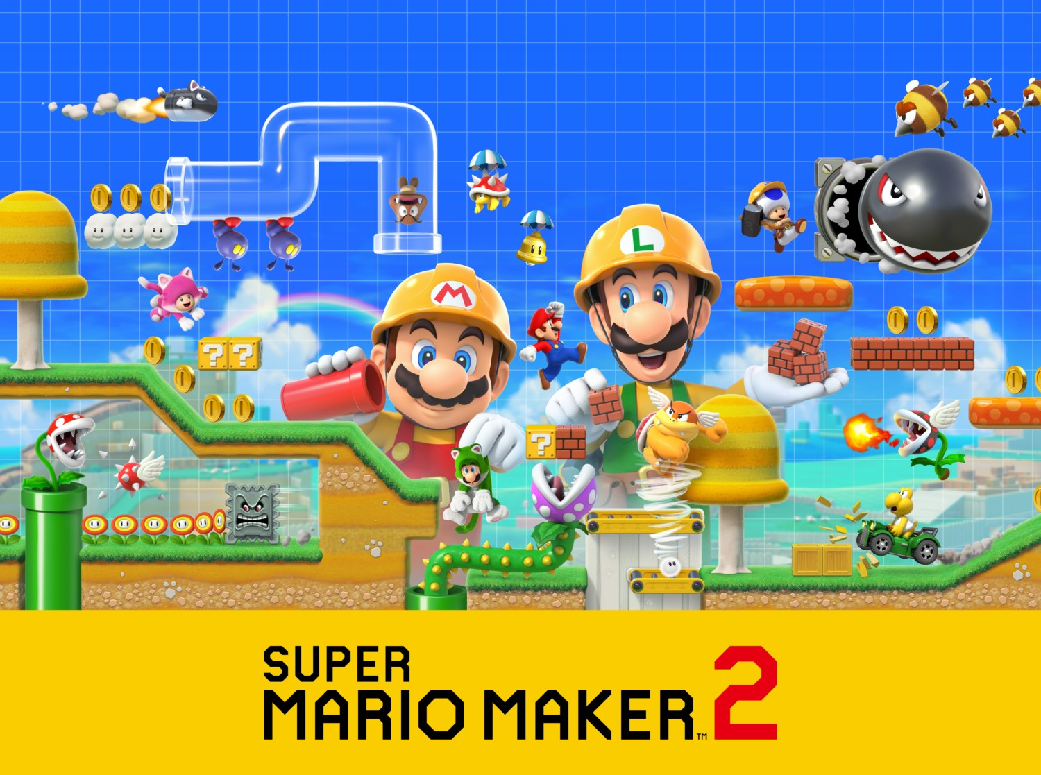 Super Mario Maker 2 Supports Up To Two Players Nintendosoup