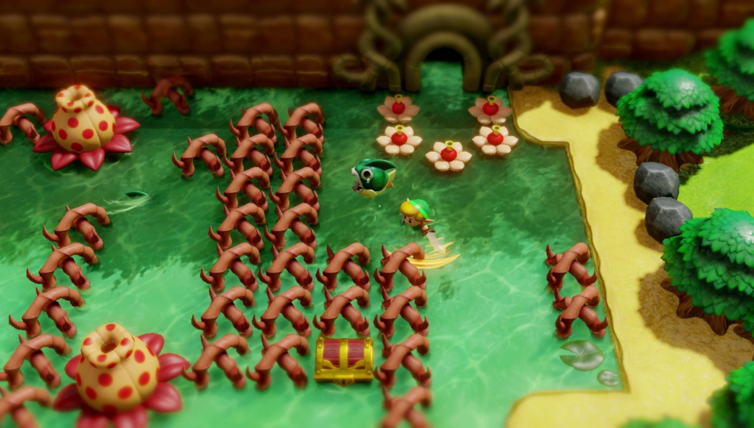 The Legend Of Zelda: Link's Awakening Has Stayed In France's Top 5 For 4 Weeks