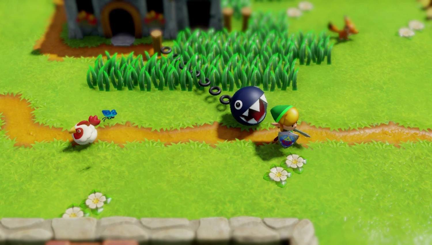 First Screenshots And Trailer For The Legend of Zelda ...