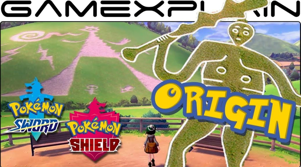 The Story Behind The Giant On The Hill In Pokemon Sword And Shield