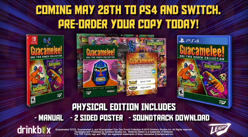 Guacamelee! One-Two Punch Collection Includes All DLC