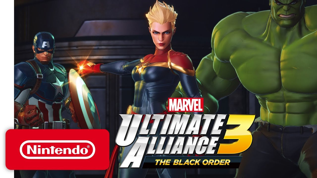 marvel ultimate alliance 3 - photo #27