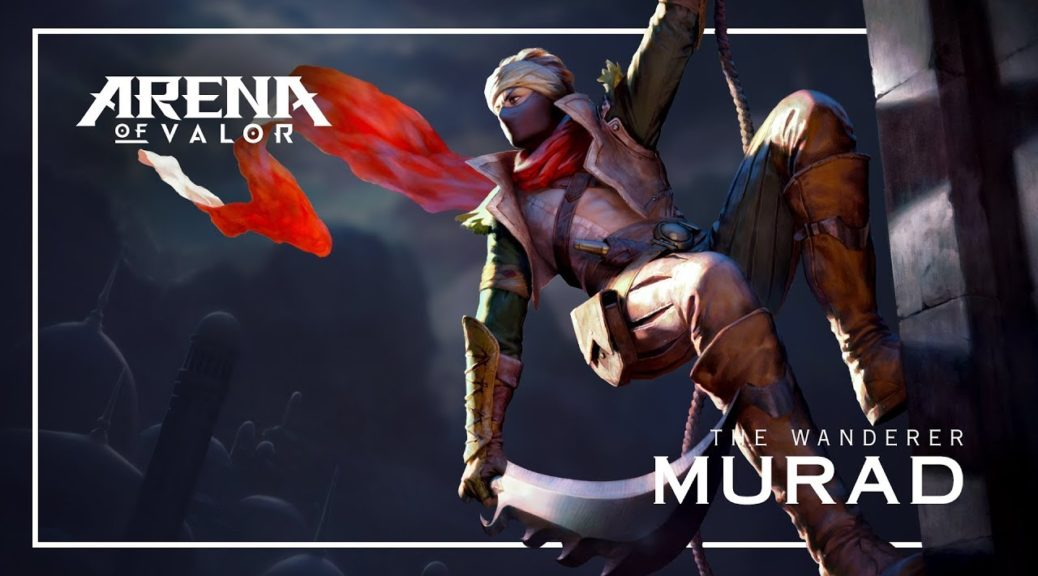 Murad To Be Introduced In Arena Of Valor Switch Tomorrow | NintendoSoup