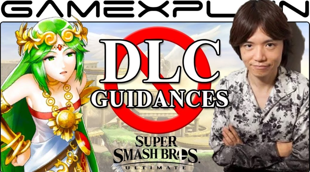 New DLC Characters Will Not Be Receiving Palutena's Guidances in