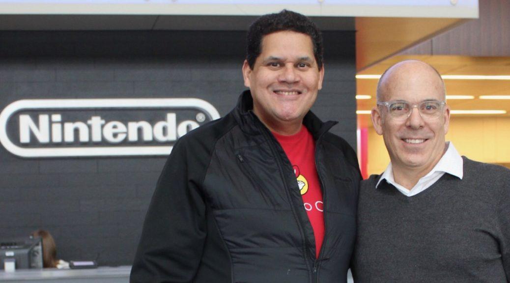 [Nintendo] เรกจี้ ลาออกแล้ว!