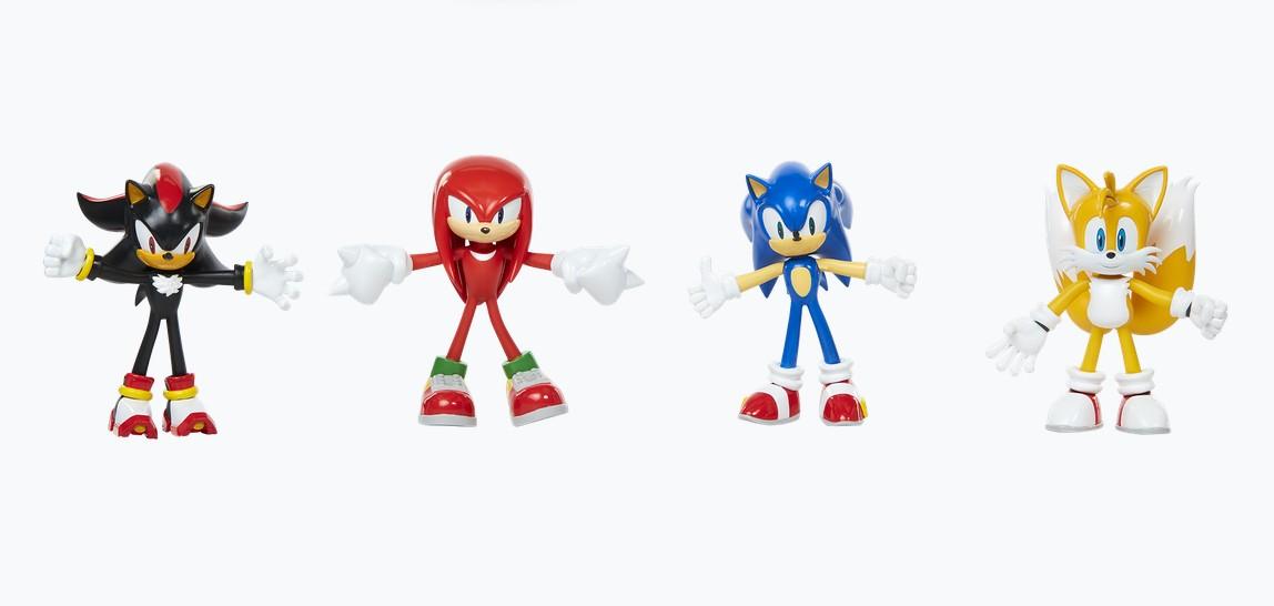 SEGA And JAKKS Pacific Team Up To Make Sonic Toys