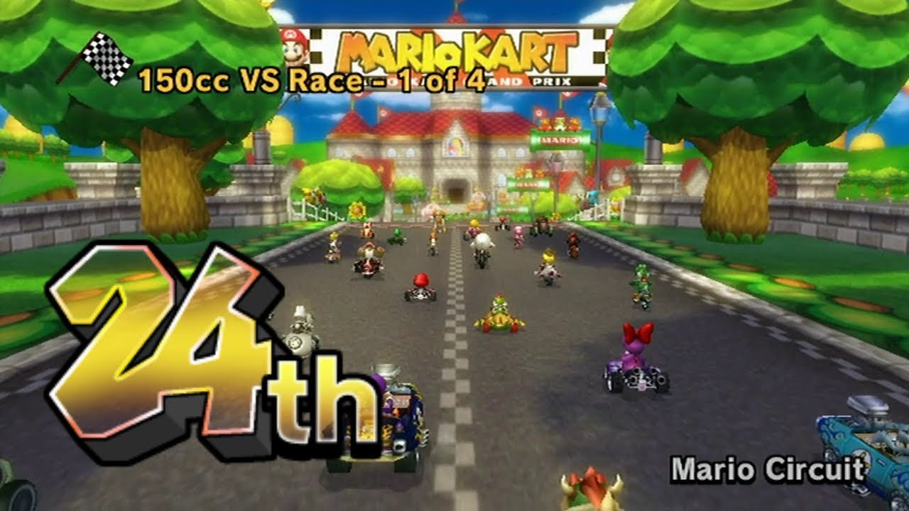 fan mod makes 24 player races possible in mario kart wii. Black Bedroom Furniture Sets. Home Design Ideas