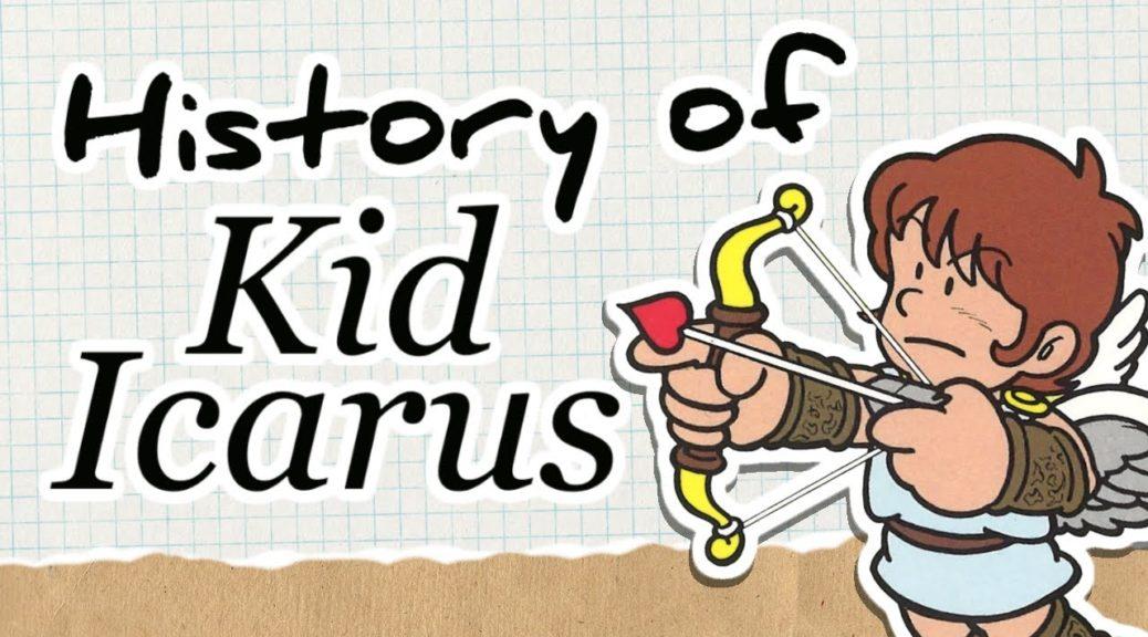Kid Icarus Archives | NintendoSoup