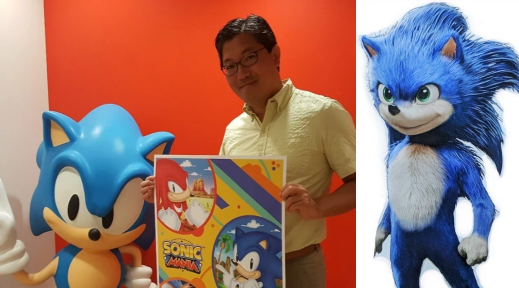 Movie Poster 2019: Sonic Creator Yuji Naka Is Not Impressed With The Sonic