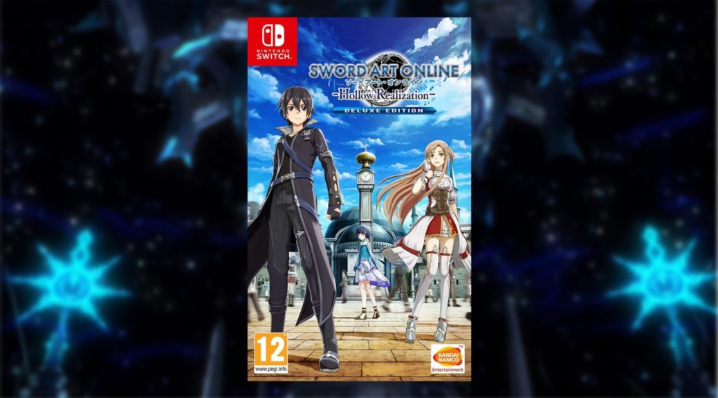 Sword Art Online: Hollow Realization Deluxe Edition Heads To Switch