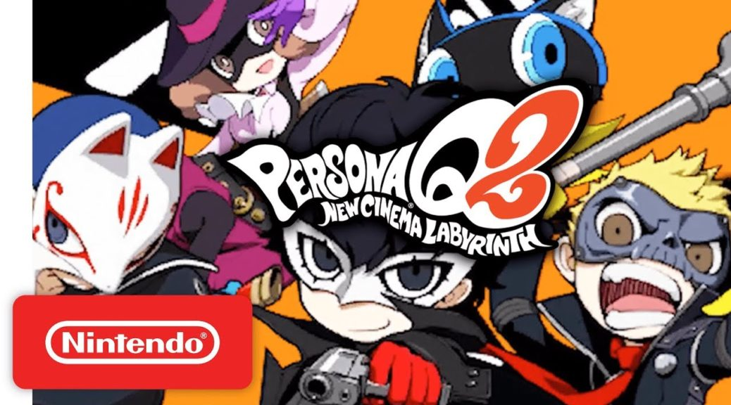 Check Out This Persona Q2: New Cinema Labyrinth - Persona 5