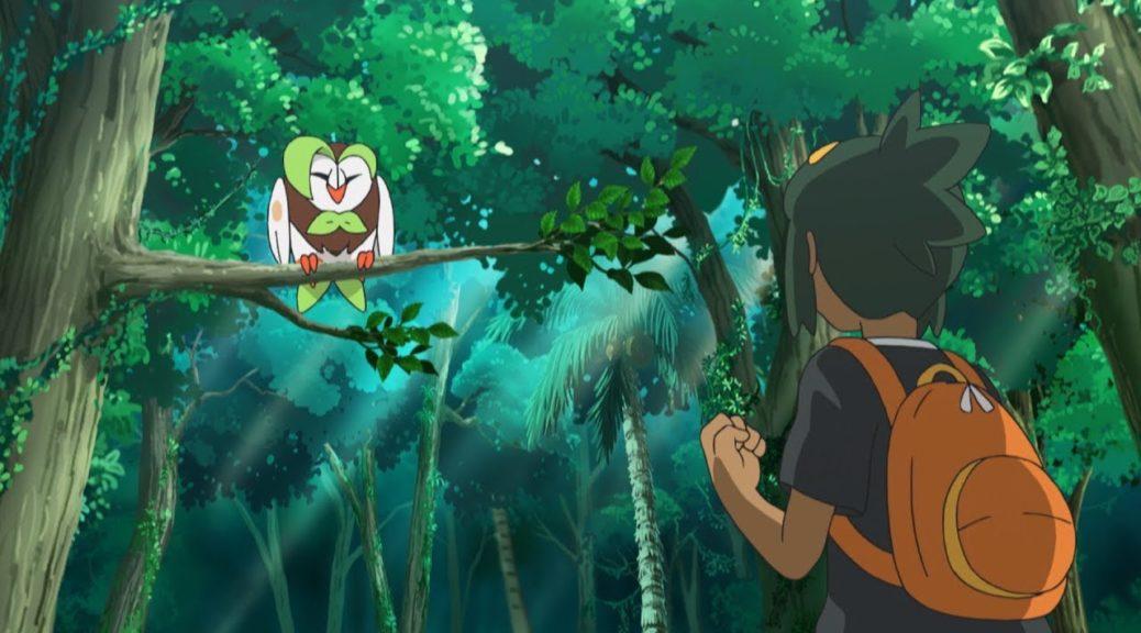 Here's The Trailer For Pokémon The Series: Sun & Moon—Ultra