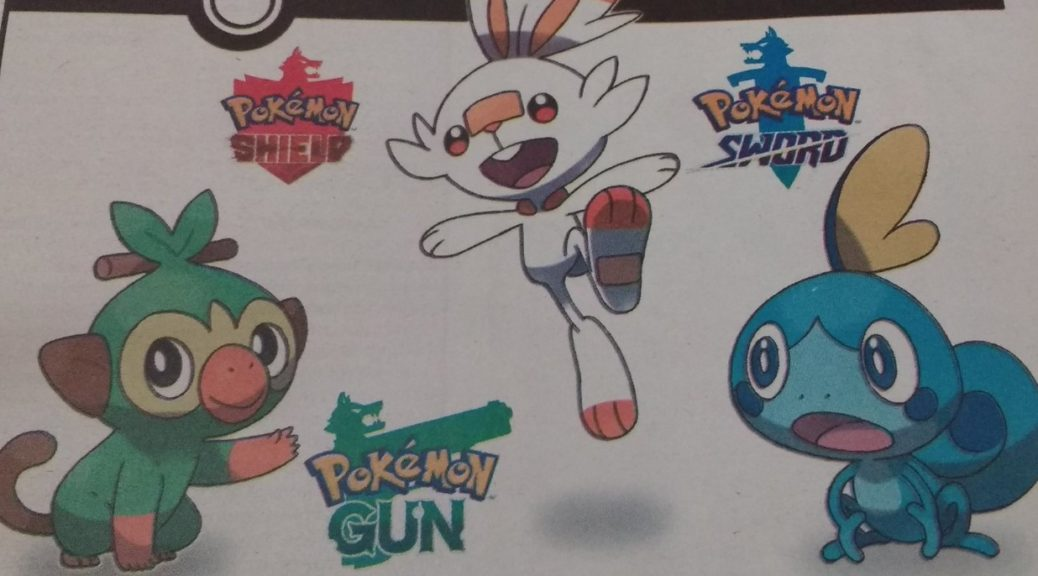 Spanish Newspaper Reports Pokemon Gun Is Also Coming To Switch