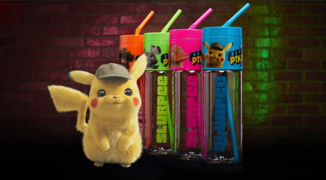 7 Eleven Stores Now Offering Detective Pikachu Ar Experience