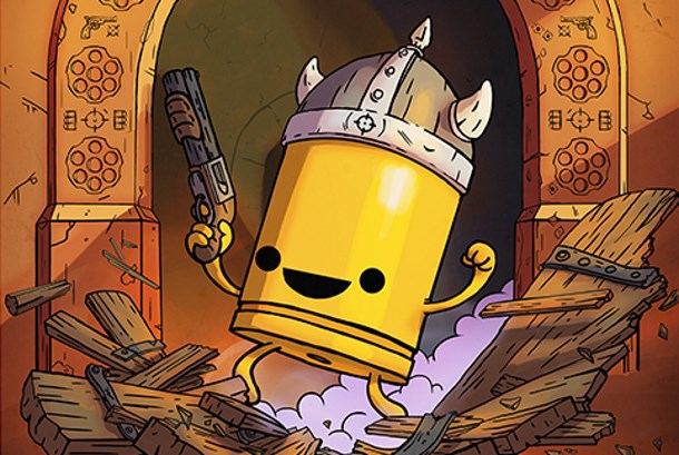 Enter The Gungeon Physical Edition Releasing June 2019 For Switch