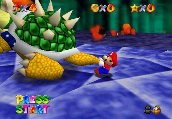 Super Mario 64 Charles Martinet Explains What Mario