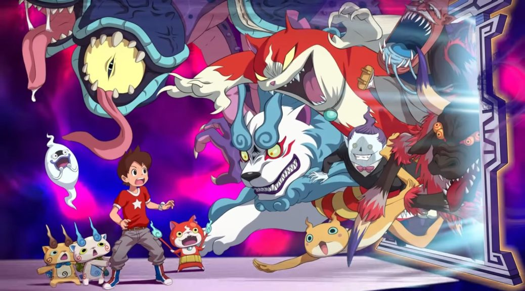 Yokai Watch 4 Japan Exclusive Nintendo Switch Pre-Order