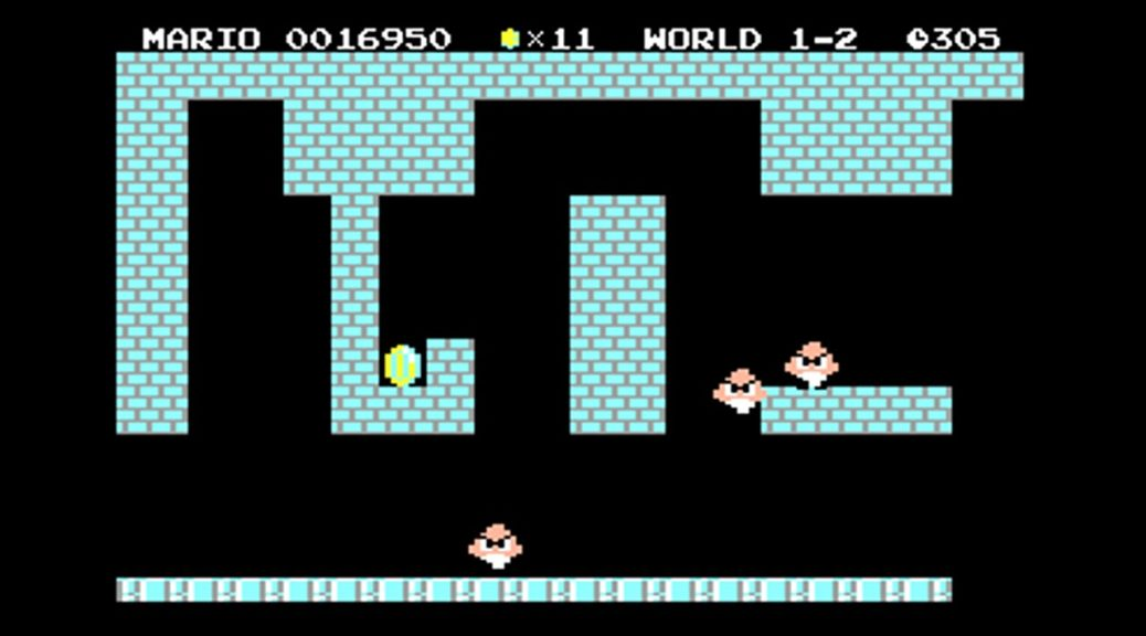 Check Out This Fan-Made Conversion Of Super Mario Bros For