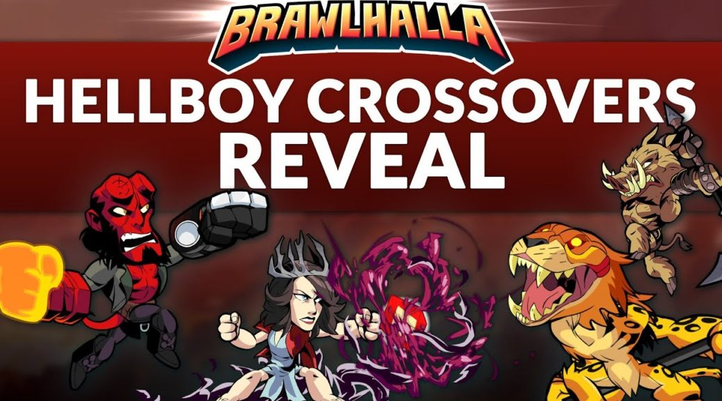Brawlhalla Receives Hellboy-Themed Makeover, Map, And Skins